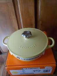 le creuset soup pot. Image Is Loading Le-Creuset-MIMOSA-Yellow-Flower-Knob-1-5- Le Creuset Soup Pot