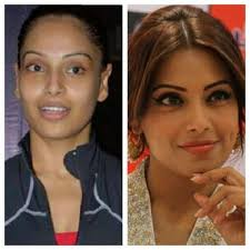 bollywood actress without makeup bipasha