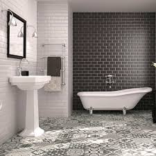 Bevelled Brick White Matt Wall Tiles ...