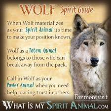 wolf symbolism meaning