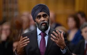 كندا - الوزير سجّان : مسالة المقاتلين المعتقلين في سوريا متروكة لدولهم