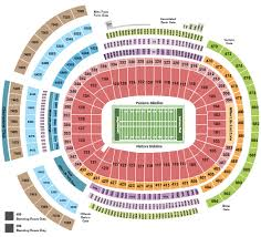 Buy Green Bay Packers Tickets Seating Charts For Events