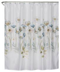 saay knight limited saay knight garden melody fabric shower curtain shower curtains