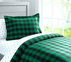 full image for red plaid flannel comforter set plaid flannel duvet covers flannel plaid duvet cover