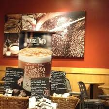 starbucks wall decor on starbucks wall artwork with wall decor picture of starbucks ritzville tripadvisor