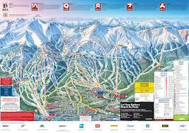 trail map  breckenridge resort