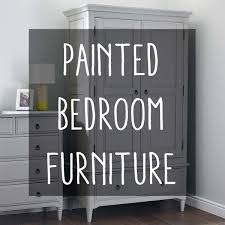 Painted Furniture Bedroom Hutchar Wooden Painted Furniture