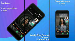 Missing out on Clubhouse? Try out the Leher app from India instead |  Technology News,The Indian Express