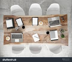 office graphic design. Graphic Design Studio Stock Photos Images Pictures Shutterstock Mock Up Meeting Conference Table With Office Accessories G