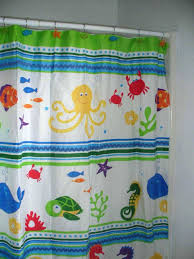 sea life waterproof mildew proof shower curtain with hooks watershed prints sea life shower curtain bathroom decorating sea life shower curtain hooks sea