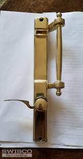 herculite k sliding glass door handle