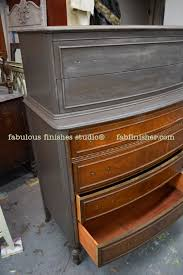 grey painted furnitureA Painted Manly Chest Gray or Grey Light Medium Dark American