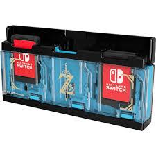 Купить <b>Nintendo Switch Кейс Hori</b> (Zelda) для хранения 6 игровых ...