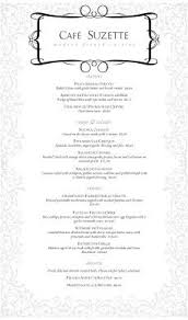 french fine dining menu ideas. rococo french menu long legal is inches wide x tall fine dining ideas e
