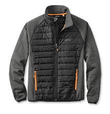 Orvis Mens Size Chart Mens Trailhead Hybrid Jacket Orvis