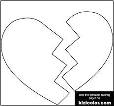 Coloring sheet 1 christmas coloring sheet 2 christmas coloring sheet 1. Broken Heart 3 Coloring Page Kizi Free 2021 Printable Super Coloring Pages For Children Hearts Super Coloring Pages