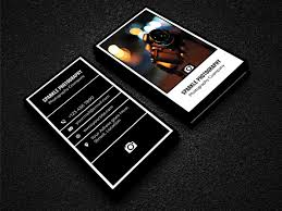 20 Cool Ideas For Photography Business Cards Business Card Examples