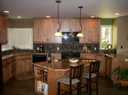 Kitchen And Granite Bathroom Rustic Kitchen Design Rustic Kitchen Island Brown Granite
