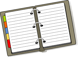 Image result for binder with dividers