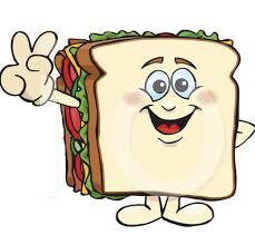 sandwich clipart.  Clipart Royaltyfreesandwichclipartillustration78958 To Sandwich Clipart
