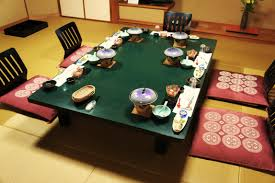Japanese Dining Set Japanese Dining Table 316