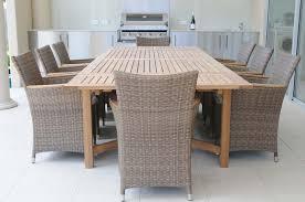 burmese teak outdoor dining furniture