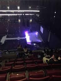 Wells Fargo Center Section 214 Row 13 Seat 2 Ariana