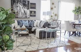my go to gray paint color for our open concept home this is my