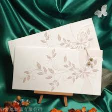 Empty Invitation Card Design Supply The Wholesale Wedding Invitation Card Customized