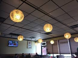 photo of moon wok dallas tx united states cute light fixtures