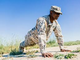 Pt Test Chart Army Males Us Military Fitness Test Requirements