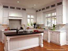 Recessed Kitchen Cabinets White Recessed Panel Kitchen Cabinets Kitchen