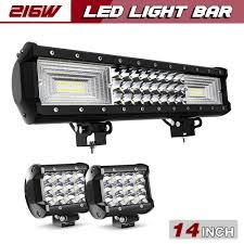 14 Inch Led Light Bar