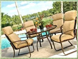 hi back outdoor chair cushions cushion pool sunbrella