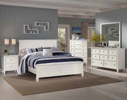 King Bedroom Suites Tamarack Timber Bedroom Suite In White