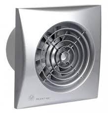 Налкадной <b>вентилятор S&P Silent 100</b> CHZ Silver (Soler & Palau ...