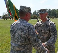 Military Police National Guard 773rd Military Police Battalion Welcomes New Commander Louisiana