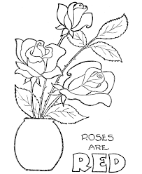 Coloring page (august 2015 friend) and they shall run and not be weary, and shall walk and not faint (doctrine and covenants 89:20). Rose Coloring Pages Printable Coloring Home