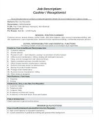 Medical Records Technician Resume Magnificent Medical Records Technician Job Description For Resume Clerk Record