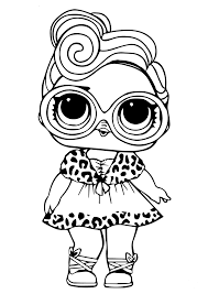 Free Printable Coloring Pages For Kids Lol