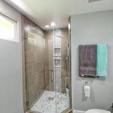 photo of north county glass orange ca united states shower door with