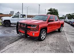 Odessa, TX - Used 2017 Chevrolet Silverado Vehicles for Sale