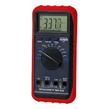 <b>Мультиметр ELITECH ММ 500</b> пост.600Вперем.600В,перем.10А ...