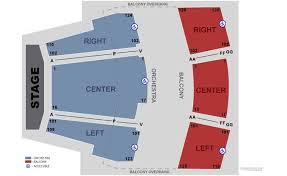 Vetter Stone Amphitheater Mankato Seating Chart Ames Center Proscenium Main Stage Hall Seating Chart