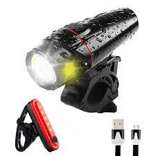 Bike Light Sensor Alibaba Com Stvzo Standard Usb Rechargeable Bicycle Light