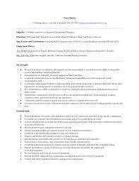 24 Lovely Occupational Therapy Resume Examples Emsturs Com