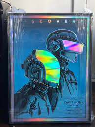 Everywhere i have looked online is at least 30$ after shipping which i think is just ridiculous. Freshly Framed And Ready For The New Place Daftpunk