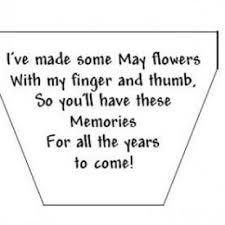 preschool mothers day poems   Handprint Flowers Poem {preschool ...