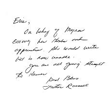 Messages of Thanks | SJN Men's Club Miami