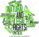 natural and legal rights
